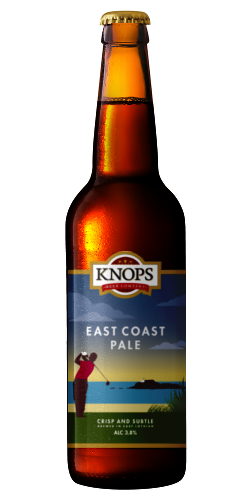 East Coast Pale Ale Product Bottle
